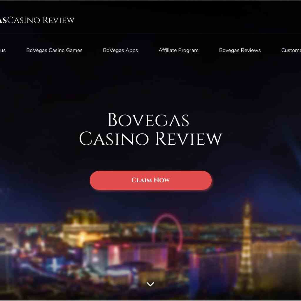 Bovegas Casino Review Is It Safe To Play At Bovegas Com