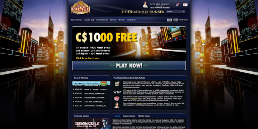 spin palace casino scam